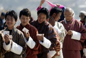 Fortunately, bhutan lost it battle to continue its absolute monarchy